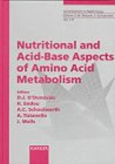 Nutritional and Acid-Base Aspects of Amino Acid Metabolism: 7th International Ammoniagenesis Workshop, Galway, May 1996 (Contributions to Nephrology, Vol. 121)