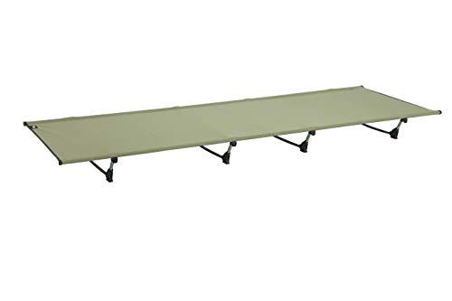 Desert Walker キャンプ コット 軽量 1.3KG アウトドア ベッド 長185×幅60CM 耐荷重200KG キャンプ ベッド コット 快眠 折りたたみベッド キャンプ 航空アルミ 持ち運びやすい コット ベッド 収納袋付き