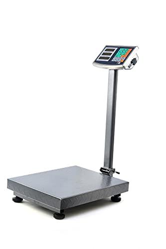 300kg Commercial Digital Electronic Computing Platform Scale Scales Postal...