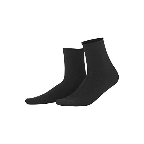 Living Crafts Socken 39/42, black