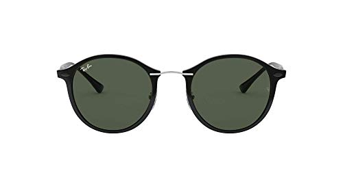 Ray-Ban MOD. 4242 Ray-Ban Sonnenbrille MOD. 4242 Rund Sonnenbrille 49, Schwarz