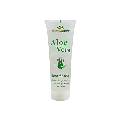 Pere Marve 40140 Aloe Vera Gel 100%, 1er Pack (1 x 250 ml)