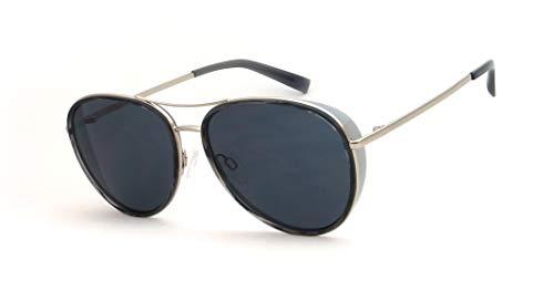 ESPRIT Unisex-Sonnenbrille mit verbreitertem Metallrahmen