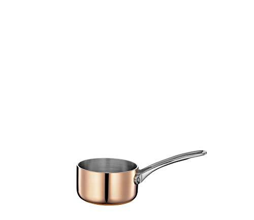 Spring Culinox Mini Stielkasserolle, Kupfer, Kupferfarben, 9 cm