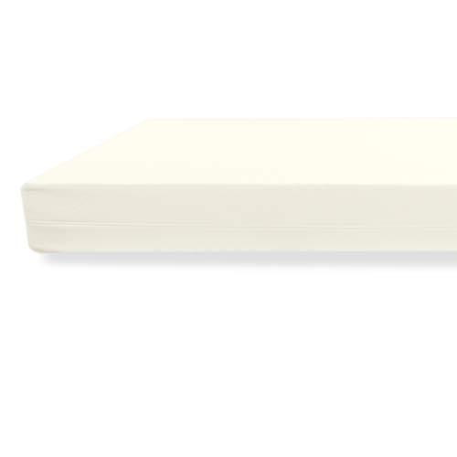 Dibapur Capri - Colchón ortopédico de Espuma fría • ✔ H3 Fest • Núcleo de Aprox. 16 cm de Altura ✔ Aloe Vera con Funda Lisa de 60 °C ✔ Certificado Öko-Tex ✔ Fabricado en Alemania
