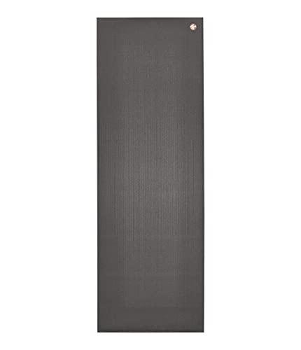 Manduka Prolite - Esterilla de yoga (200 cm), color negro