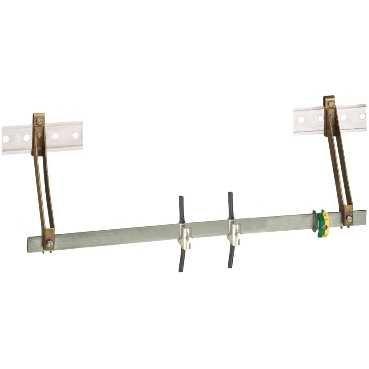 Schneider STBXSP3010 Advantys STB, Klemmenleisten für Erdungsssatz, geschirmt. Kabel 1,5 bis 6mm²