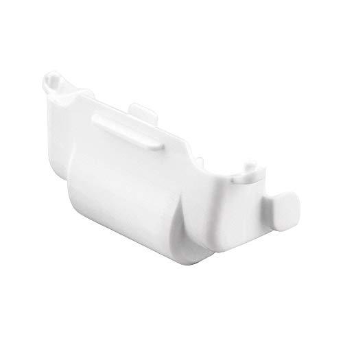 Alecony Gimbal Camera Lens Protector Cover Kompatibel mit Xiaomi FIMI X8 SE RC Drohne, Objektivkappe Objektivdeckel Hood Cap Schutz Gegenlichtblende Schutzkappe Sonnenblende Staubschutzkappe, Weiß