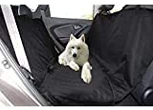 iCOVER Dog Car Cover-Pet Seat Cover for Cars, Trucks and SUVs, Quilted, Waterproof,Washable, Nonslip Backing, Hammock Styl...
