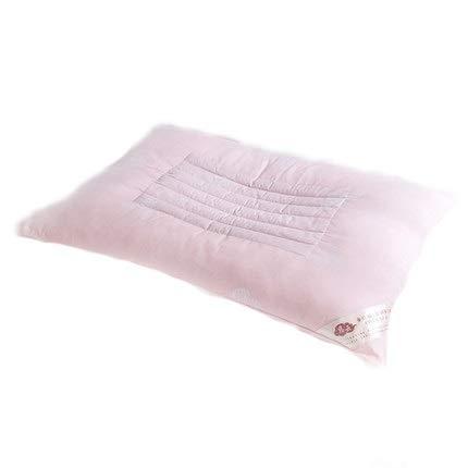 Almohada de Gusano de Seda, Cervical, Gusano de Seda de Tercera generación, una cargada (Size : A)