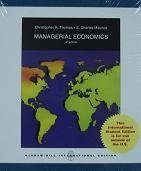MANAGERIAL ECONOMICS 9/E W/STUDENT CD (IE) (PB 2008)