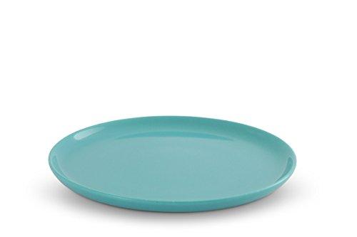 Petit déjeuner assiettes 19 cm Ø Trend Mix aigue-marine Frise