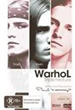 Warhol Triple Pack (Flesh - Trash - Heat) 3 DVD Box-Set [ NON-USA FORMAT, PAL, Reg.4 Import - Australia ]