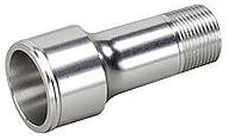 CSR Performance 9906L 1-1//16 x 1-3//4 x 3 Water Pump Hose Adapter