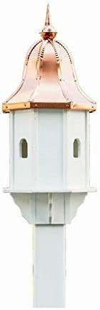 DutchCrafters Poly Copper-Top Small Max 85% OFF San Jose Mall Birdhouse
