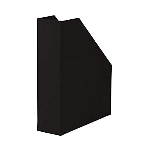 Rössler 1318452700 - S.O.H.O. Stehsammler DIN A4, 8,5 cm, schwarz