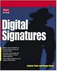 Digital Signatures (Rsa Press)