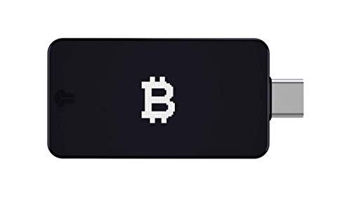BitBox02 Wallet für Bitcoin - Schweizer Hardware-Wallet für sicheres Cold Storage - komplett auf Deutsch, mit Desktop und Mobile App