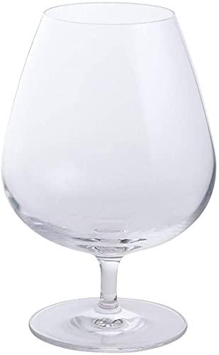 Bar Amigos® Everyday Classic Essentials Brandy Balloon Glasses Bicchieri da Brandy | Snifter bicchieri da cognac e degustazione | Cristalli senza piombo | Lavastoviglie | 610 ml – Set di 2