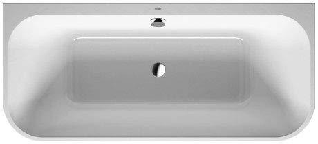 Duravit Badewanne Happy D.2Plus 1800x800m Ange Acrylv, Graph.S.Matt, Vorwand, 700451800000000