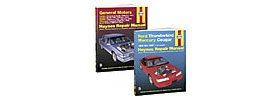 Haynes Repair Manual for 1999 - 2000 Pontiac Grand Am