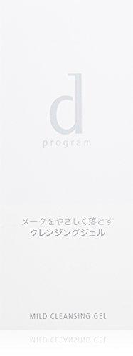 dプログラムマイルドクレンジングジェル125g