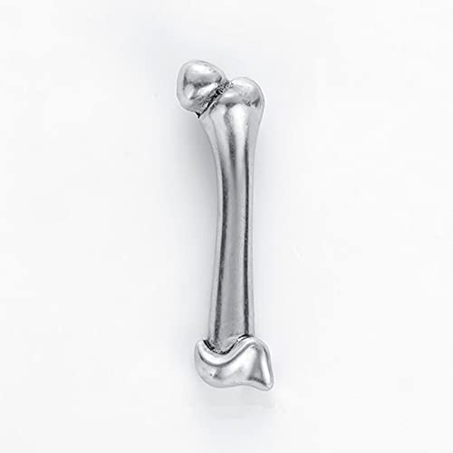 HCMA Best Femore Risvolto Spille Regalo Medico Medici Infermiere Gioielli Moda Donna Spille in Oro Antico Spille Donna Uomo Accessori