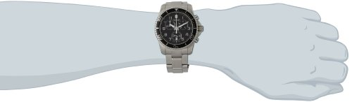 Victorinox Swiss Army - 241432 - Montre Homme - Quartz Chronographe - Bracelet Acier Inoxydable...