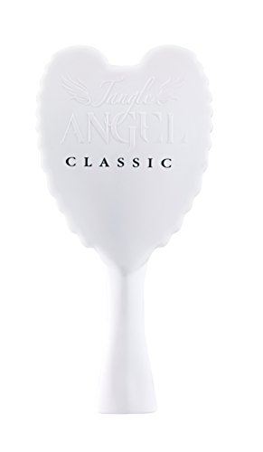 Tangle Angel Haarbürste Classic weiß/schwarz