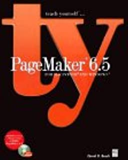 Teach Yourself...Pagemaker 6.5 for Macintosh and Windows