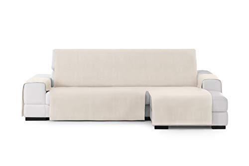 Eysa Levante Funda de sofá, Algodón, Beige, 290 CM. Derecha