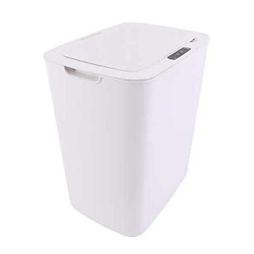 Corbeil - Cubo de basura inteligente con apertura y cierre automático con...