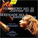 Symphony 35 / Serenade 7