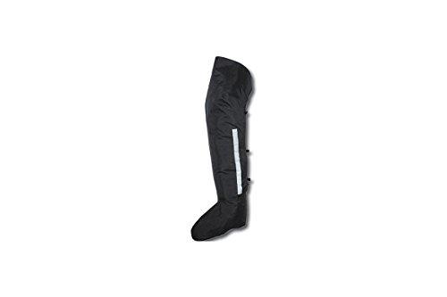 Hock Regenbekleidung GamAs-Overknees, Copriscarpe. Unisex-Adulto, Nero, 38-38 1/2