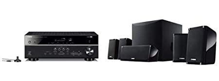 Yamaha YHT-3072IN 4K Ultra HD 5.1-Channel Home Theater System Dolby TrueHD, DTS HD and Bluetooth
