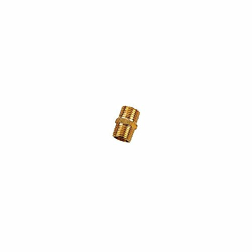 Helix 501393 3/8' NPT Male to 3/8' NPT Male Nipple Air Fitting