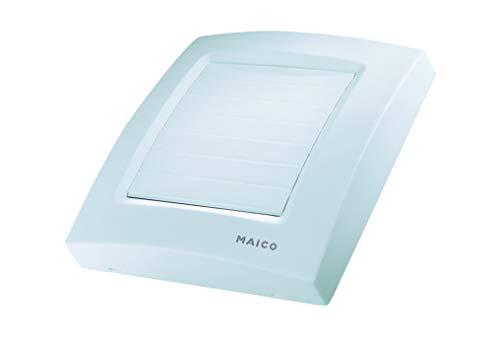 Maico ABDK ECA 100 2 Cache avec fermeture électrique interne N° d'article E059.1003.9101 pour ventilateur de petite pièce (modèle avec cordon de traction)