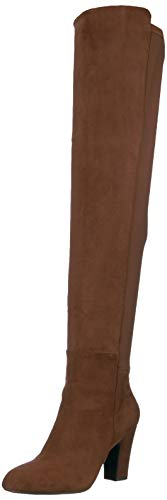 Chinese Laundry womens Canyons Over the Knee Boot, Oak Brown Suede, 7.5 US