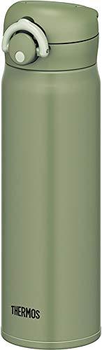 サーモス 真空断熱ケータイマグ ワンタッチオープンタイプ 500ml カーキ JNR-501 KKI