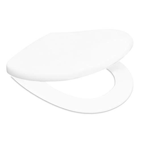 Bemis Florence STA-TITE Toilettensitz, mit Absenkautomatik, Weiß