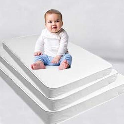 Amazon.: Custom Size Baby Crib Mattress Bed Pad: Firm Foam