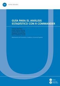 Guía para el análisis estadístico con R Commander (TEXTOS DOCENTS)