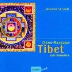 Ethno-Mandalas Tibet zum Ausmalen