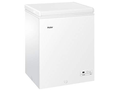Haier hce105s autonome Premiumqualität 102L A + + weiß Gefrierschrank–Tiefkühltruhen (autonome, Premiumqualität, weiß, oben, 102L, 105L)