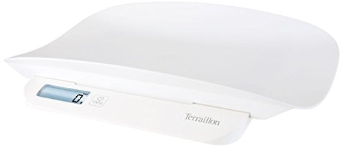 Terraillon 14067 Evolutive Baby Bilancia + Custodia