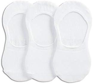 Jockey Men s Socks Men s CoolMax No Show Socks 3 pack White 7 12 product image