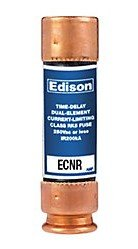 Compatible Replacement for Littlefuse FLNR-25 - Edison Time Delay Fuse - 25 Amp 250V - RK5 Dual Element