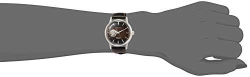 [セイコーウォッチ]腕時計プレザージュPRESAGE(プレザージュ)メカニカル(自動巻付き)カクテルシリーズボックス型ハードレックス型打ち&ラップ仕上げ文字盤SRRY037レディースブラウン