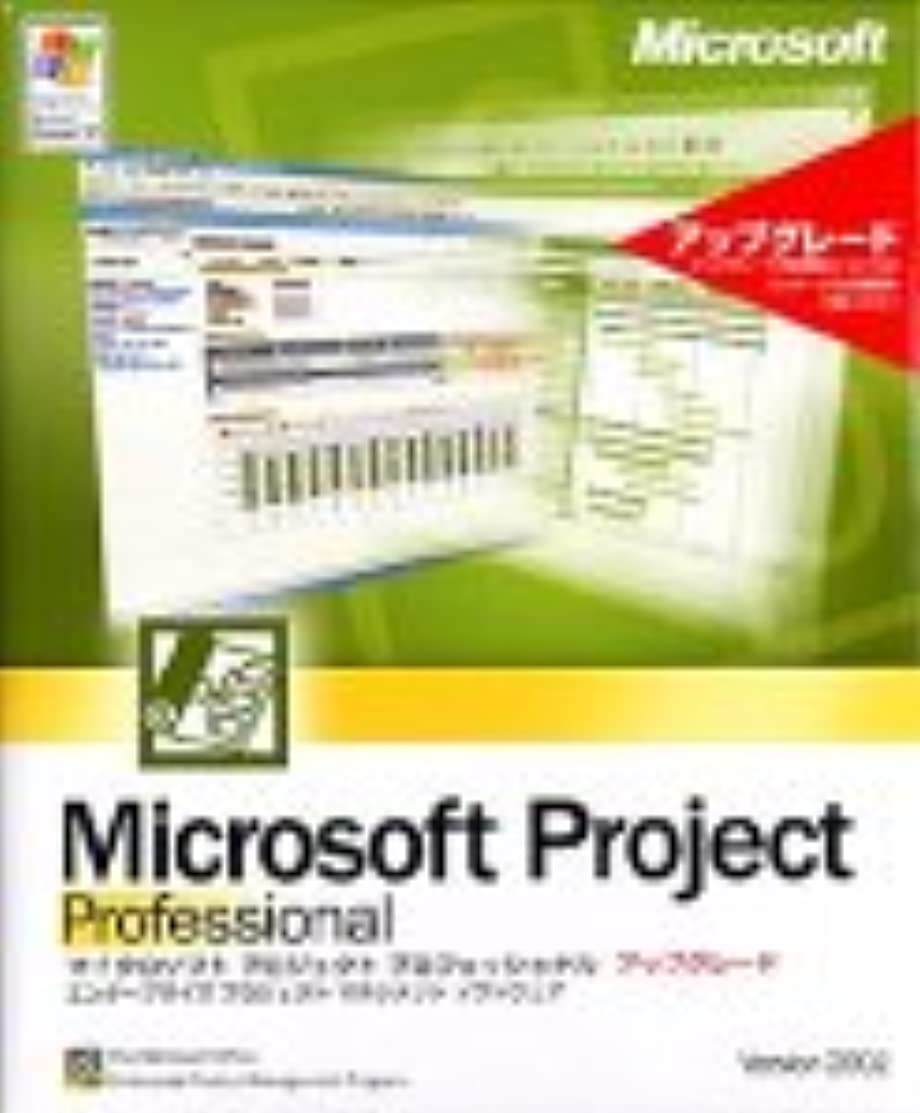つまらない神経衰弱満足【旧商品】Project Professional 2002 Version/Product Upgrade