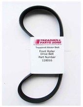 TreadmillPartsZone PROFORM 285T Treadmill Model PFTL311040 Motor Belt Part 118016